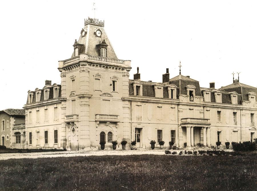 Le château d'Espeyran