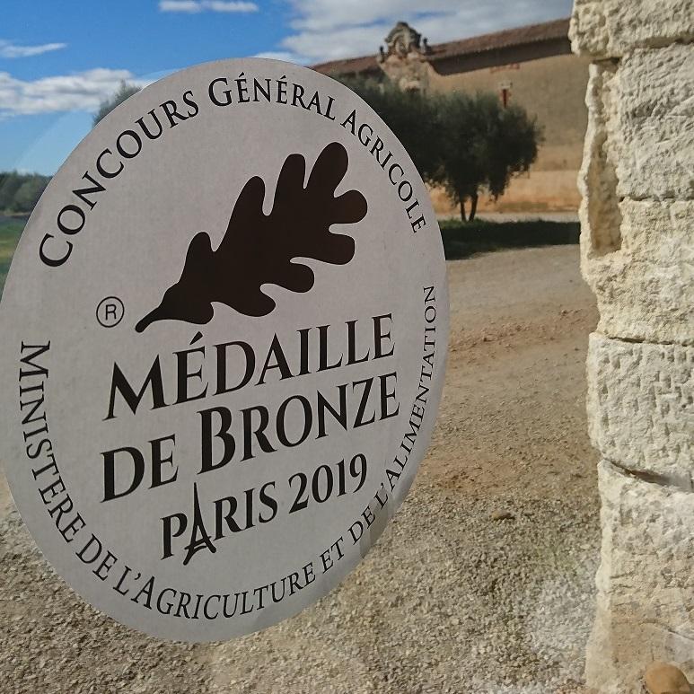 Les vins du Domaine d'Espeyran médaillés au concours général agricole de Paris 2019